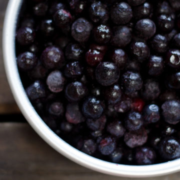 Blueberries-Large