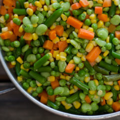 Mixed Vegetables (8 lbs)