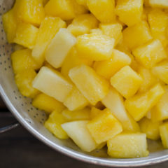 Pineapple Chunks (5 lbs)