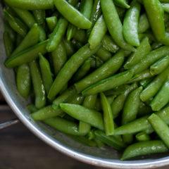 Sugar Snap Peas (8 lbs)